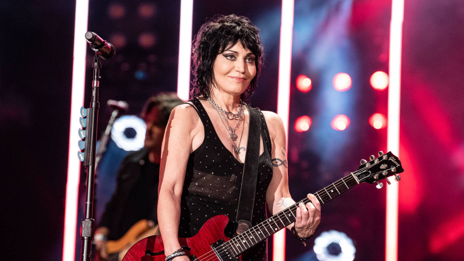 Joan Jett derides the 'appearance of equality' for women in rock