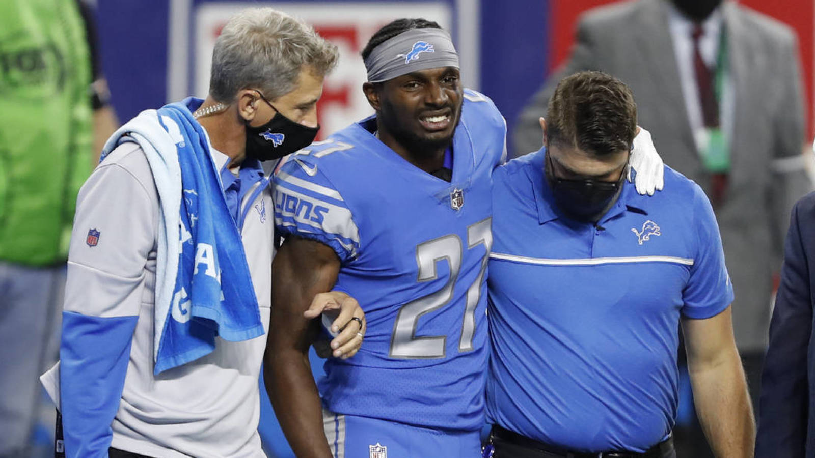Lions activate CB Justin Coleman, waive RB Bo Scarbrough | Yardbarker