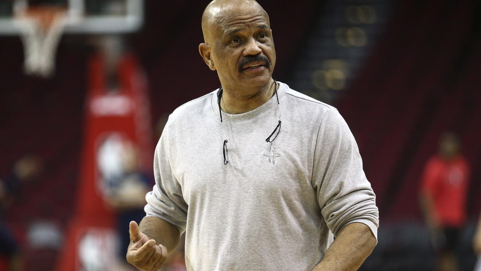 Rockets coach John Lucas on It can kill you