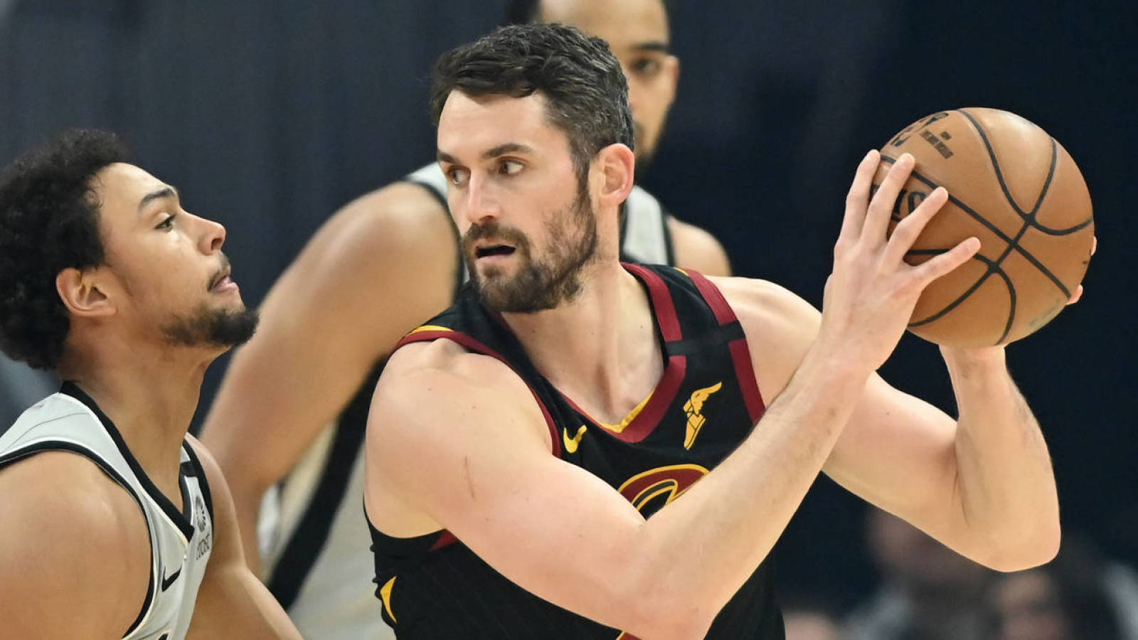 Cavs Kevin Love Laments Missing One More Title Run With Lebron Kyrie Yardbarker