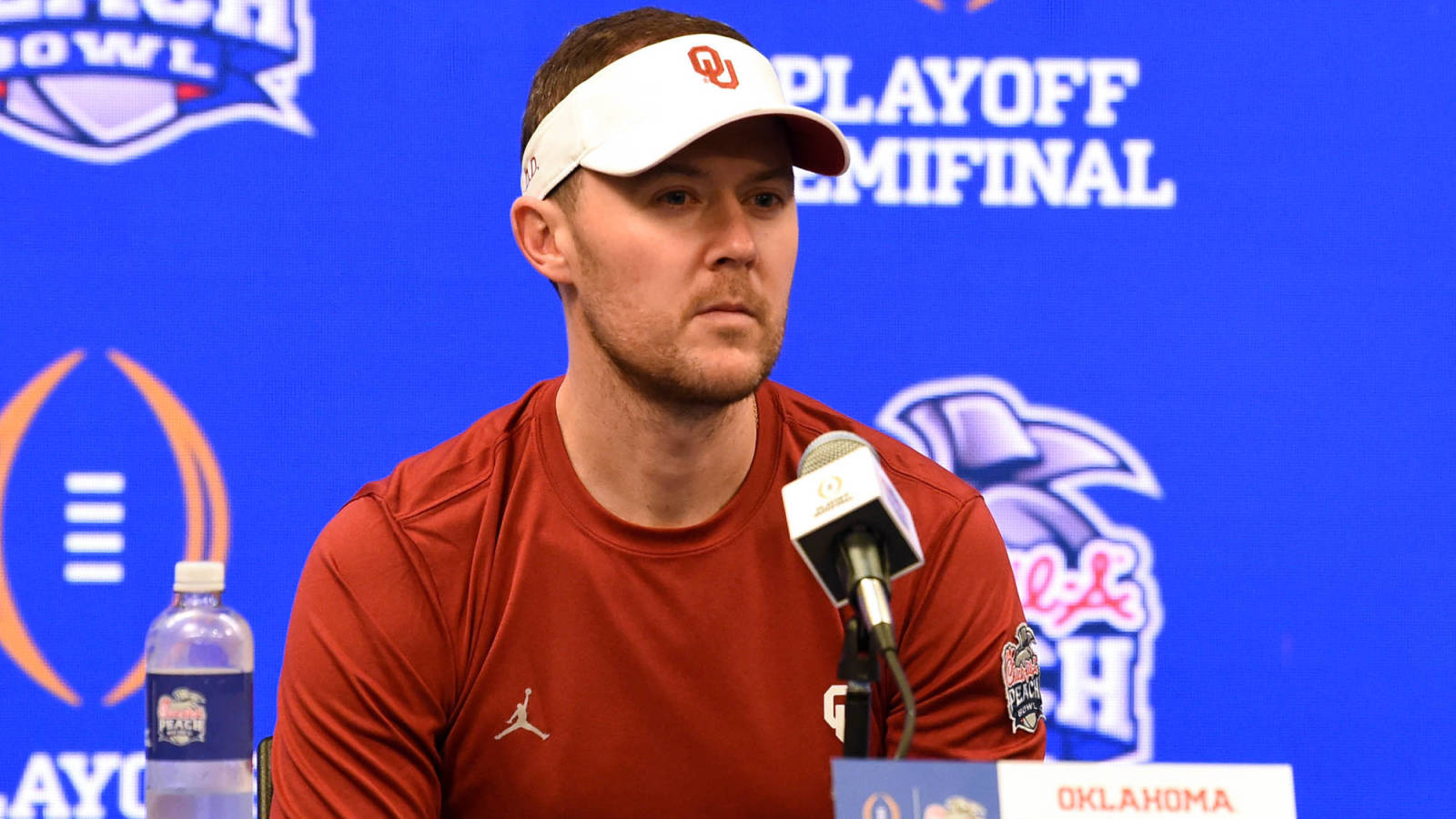 Oklahoma coach Lincoln Riley: College football in the spring 'very doable'