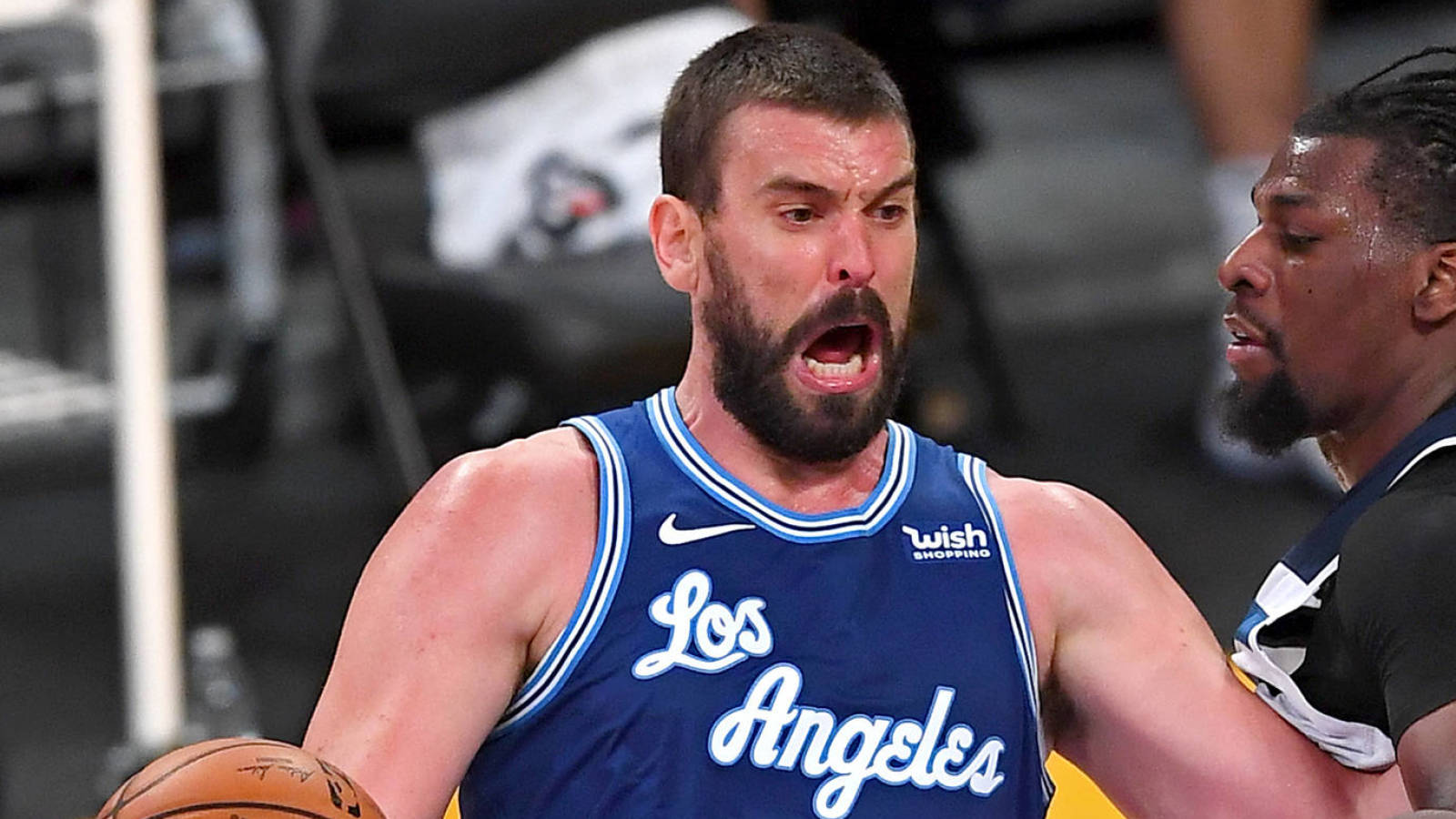 Marc Gasol Committed To Lakers Despite Diminished Role Yardbarker