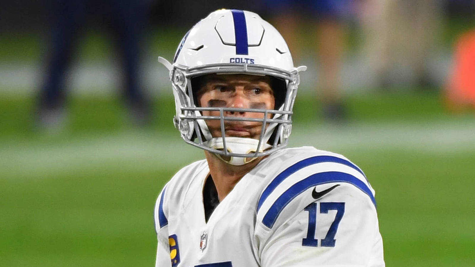 Colts QB Philip Rivers (toe) missing practice only as a precaution