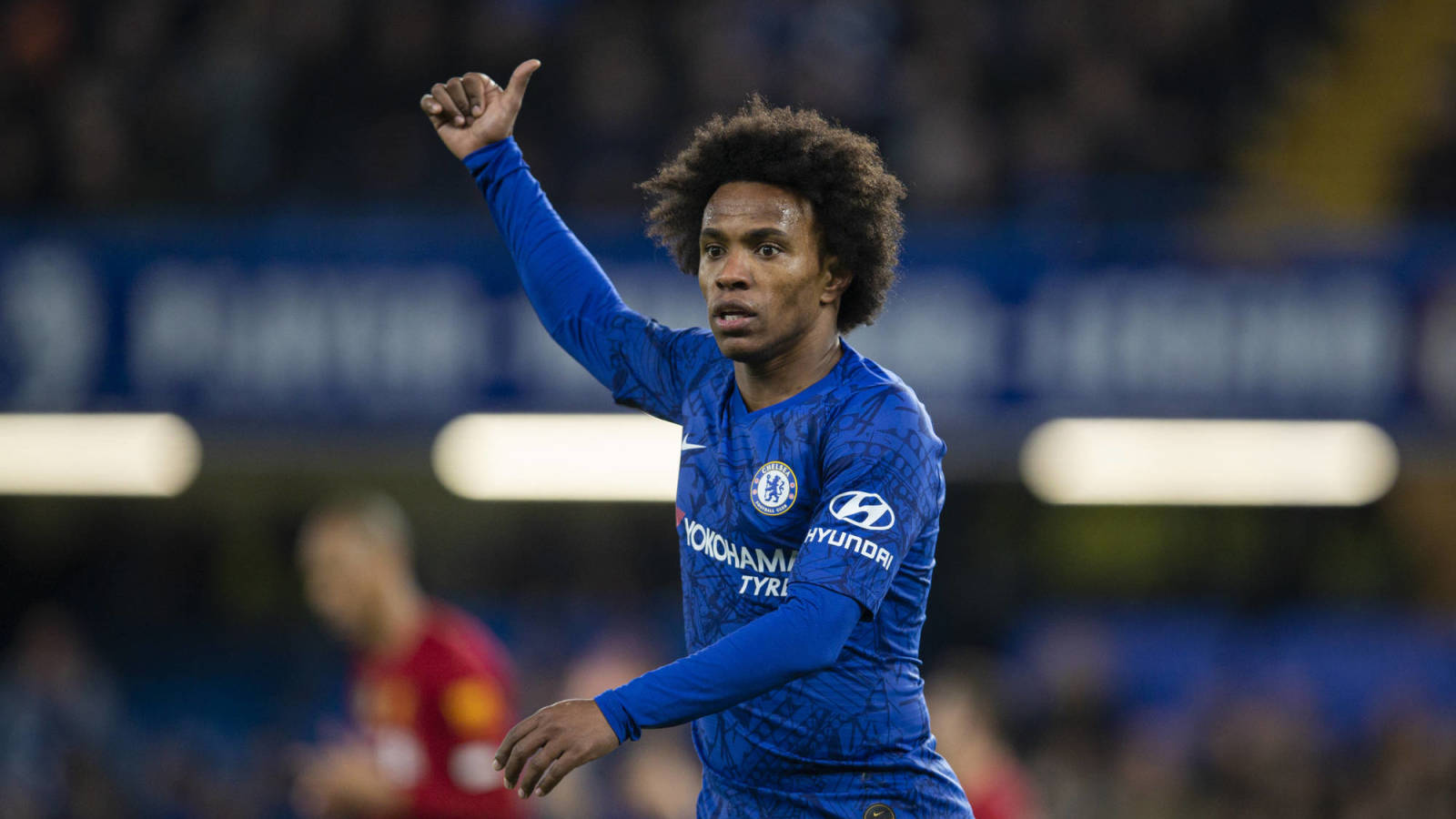 Report Willian To Leave Chelsea If Club Doesn T Meet Contract Demands Yardbarker