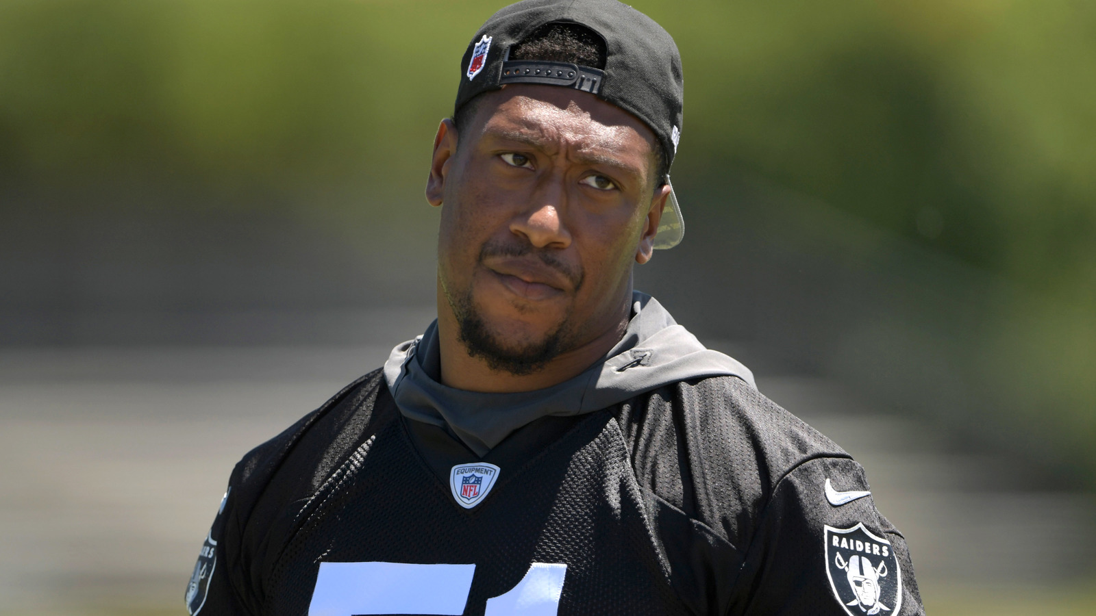 Bruce Irvin upset Raiders fired Ken Norton Jr