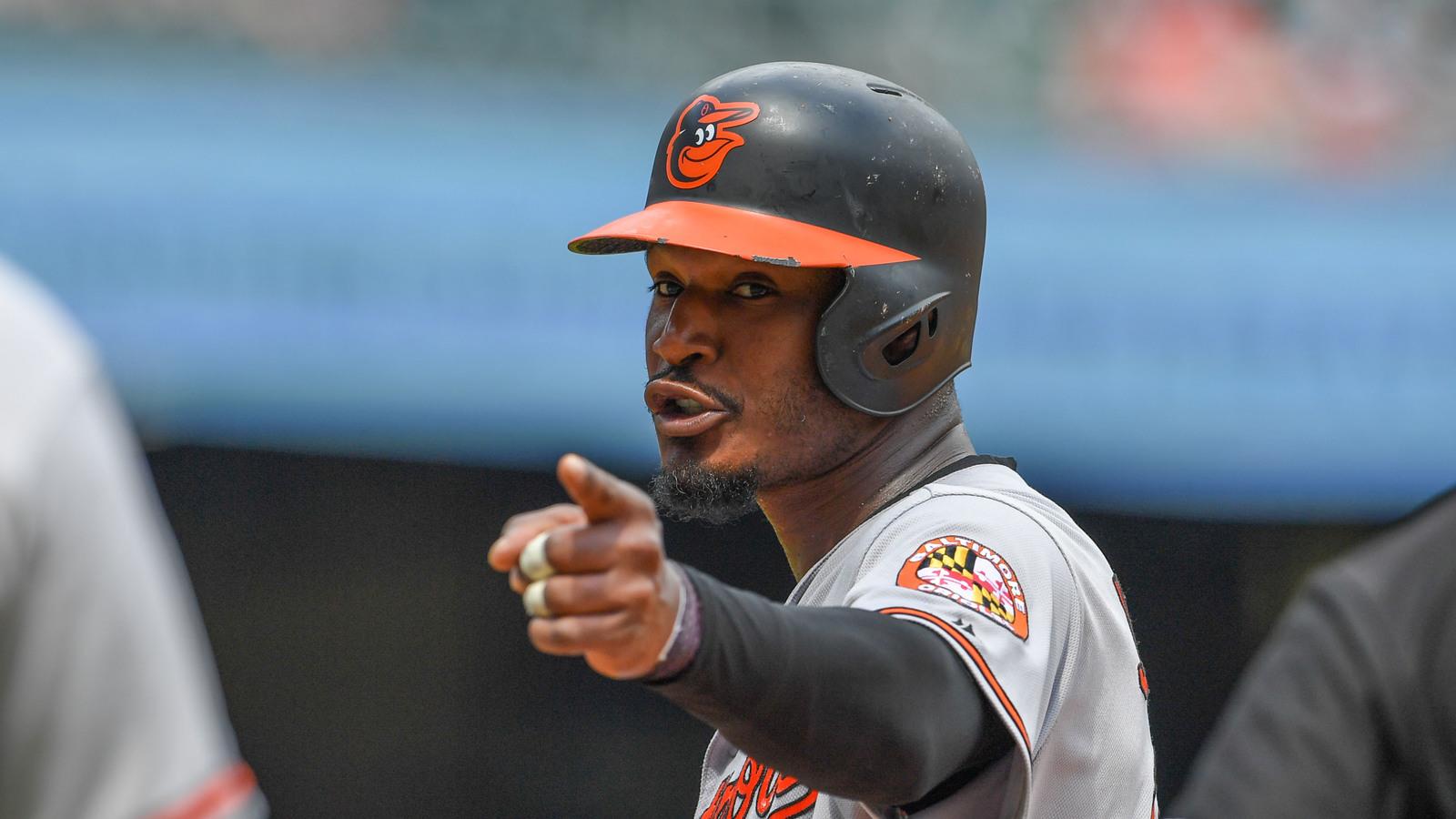 Report Adam Jones Wants To Finish Contract In Baltimore