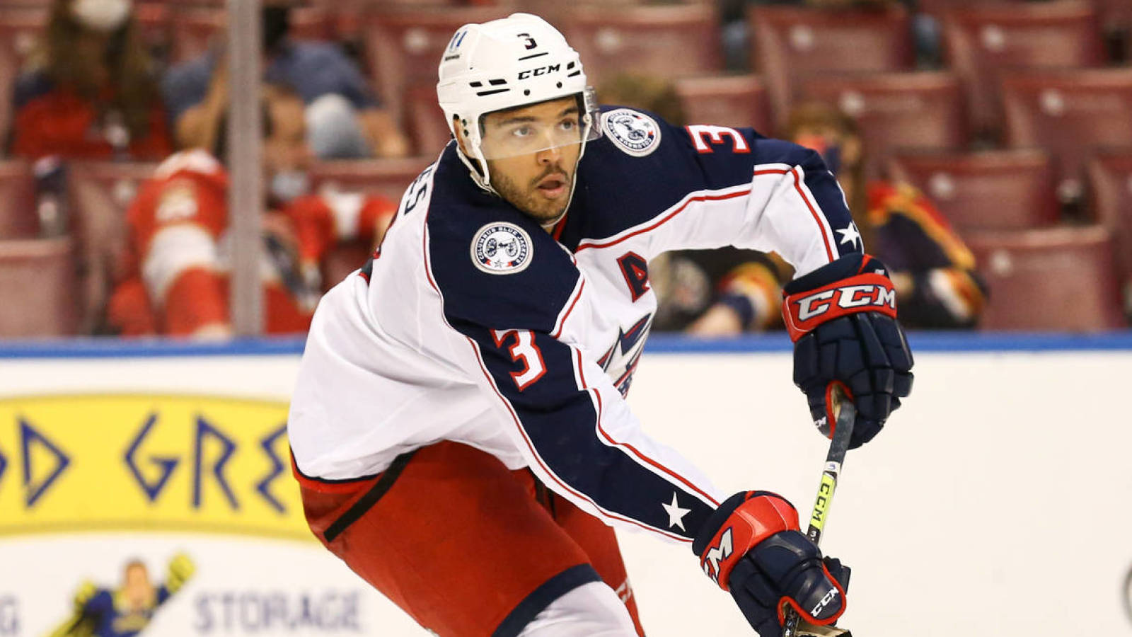Seth Jones is traded to Blackhawks and gets a new contract