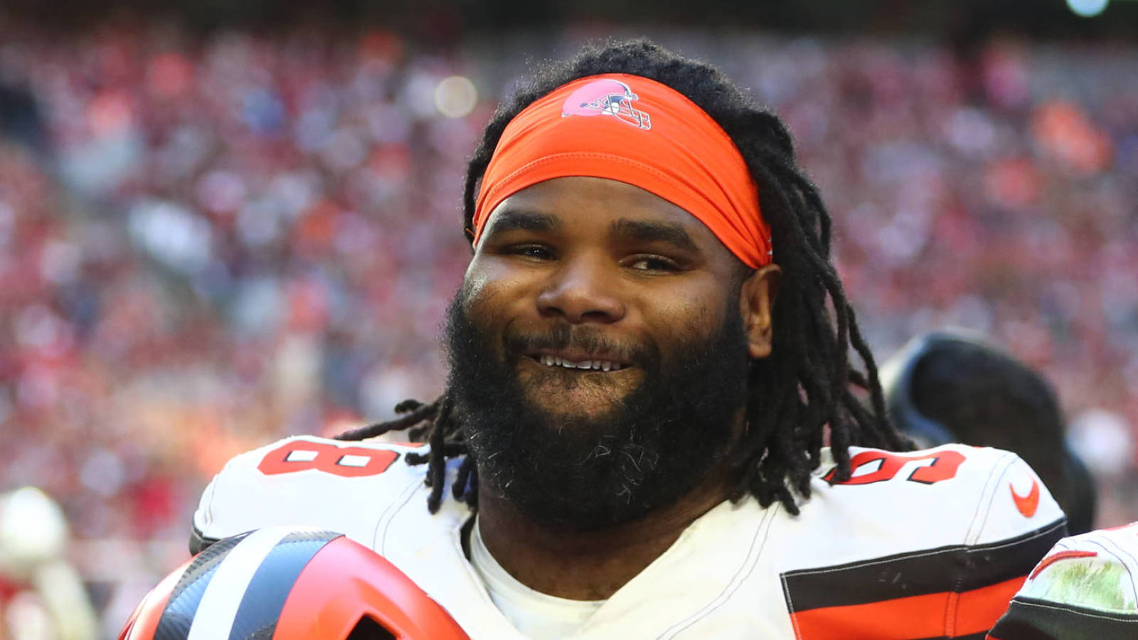 Former Pro Bowl DT Sheldon Richardson not re-signing with Browns