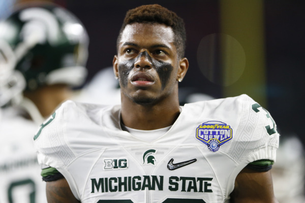 Jermaine Edmondson granted release by Michigan State