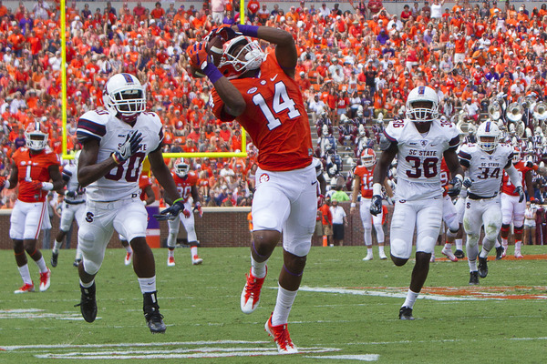 In obvious mismatch, Clemson, SC St agree to shorten game