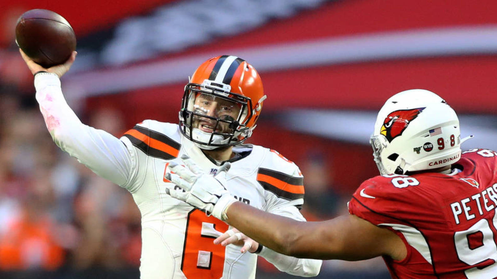 Every throw graded: Ultimate scouting report of Browns' Baker Mayfield