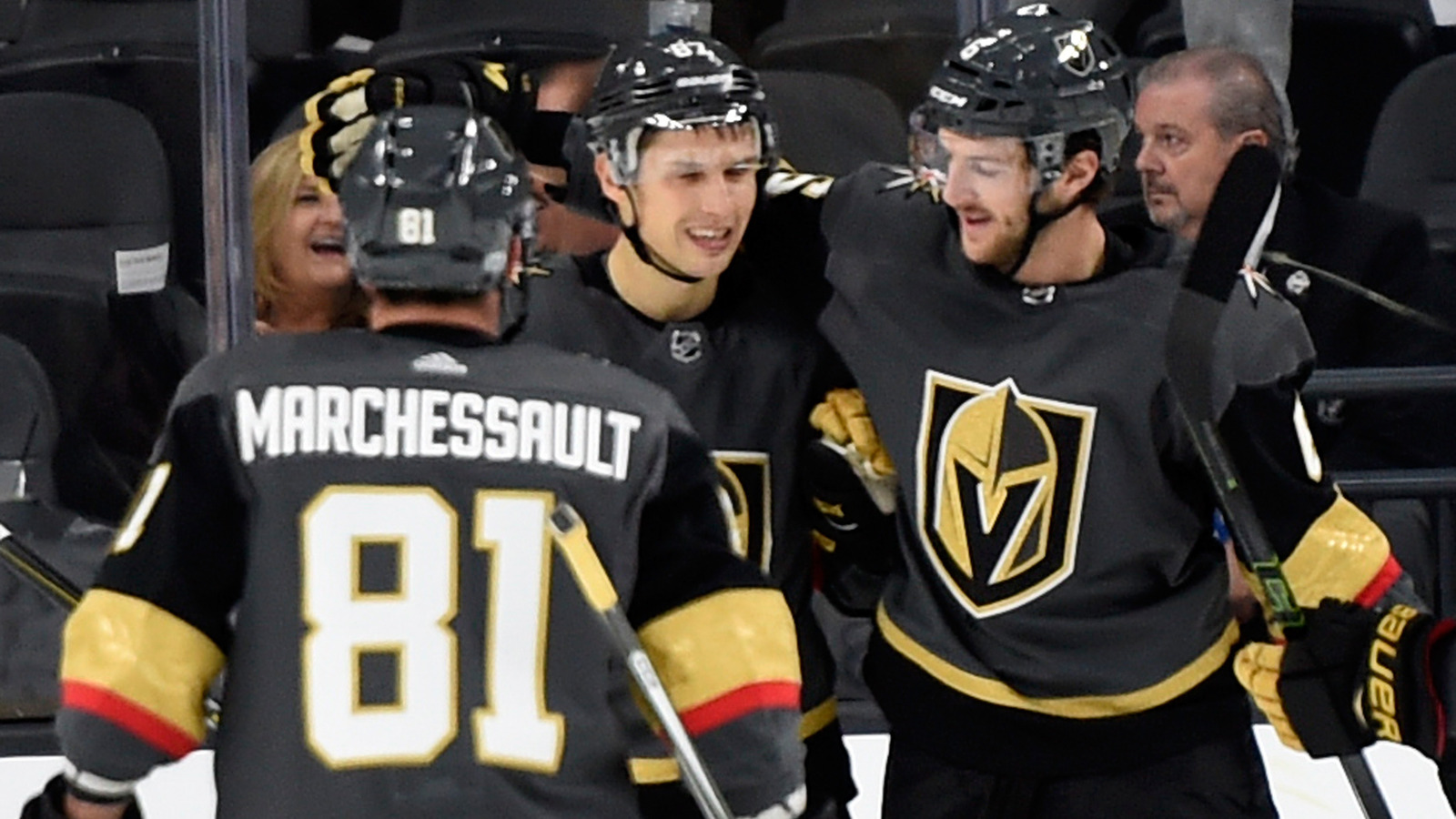 Golden Knights sign Pirri to two-way contract