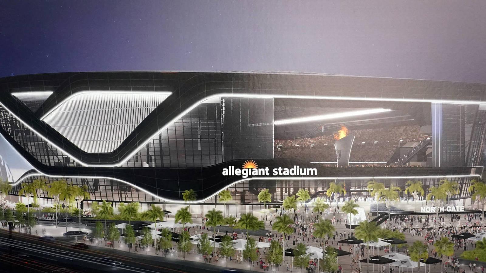 Raiders Johnathan Abram calls new stadium the new...