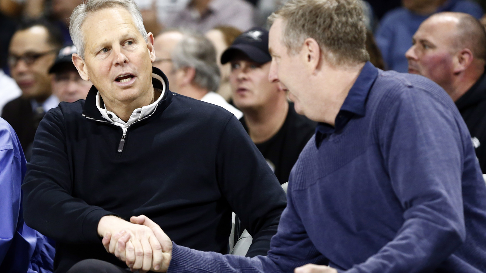 Danny Ainge Celtics are not done making moves