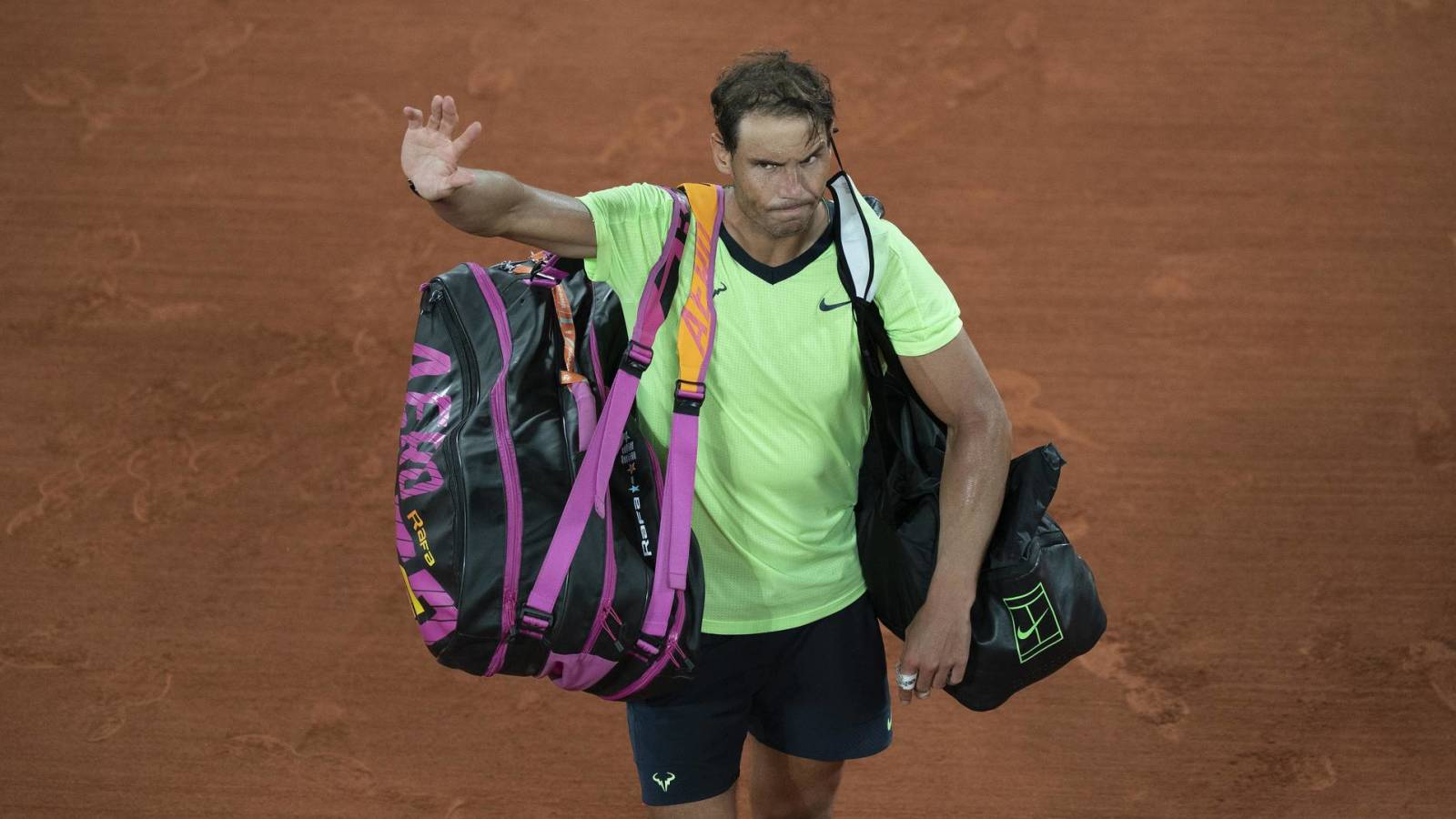Rafael Nadal will not play at Wimbledon or the Tokyo Olympics