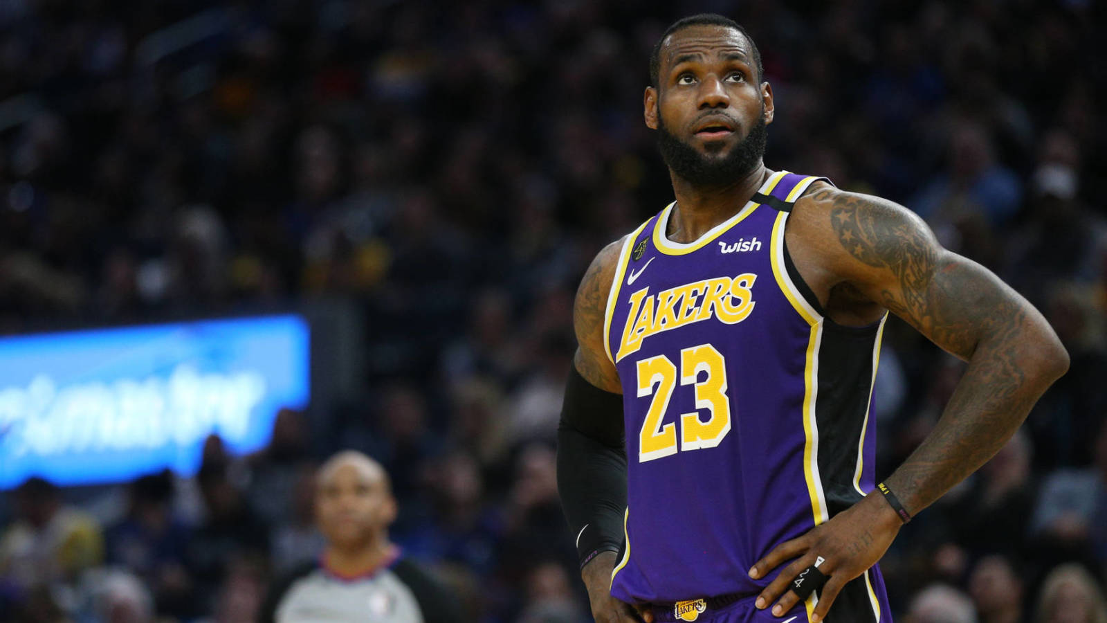LeBron James: 'A lot of factors' will play role in Olympics decision