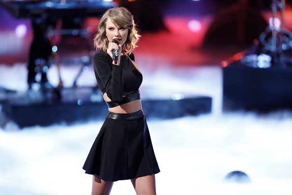 Taylor swift reportedly in talks for super bowl 50 for Knights landing fishing report