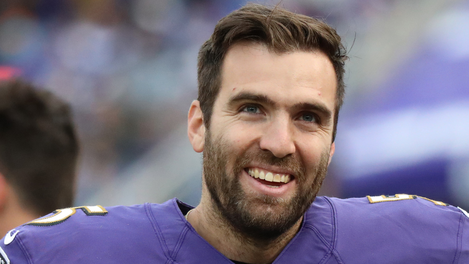 Survey Joe Flacco most attractive player in NFL