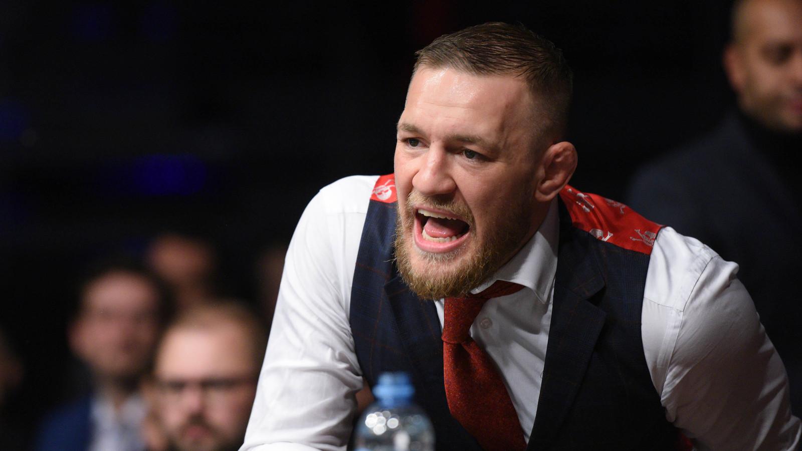 Conor Mcgregor Calls Khabib A Fake Lying Rat Yardbarker