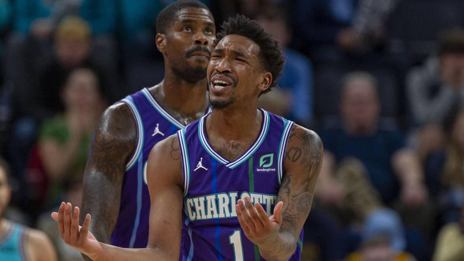 Hornets' Malik Monk suspended indefinitely for violating NBA anti-drug program