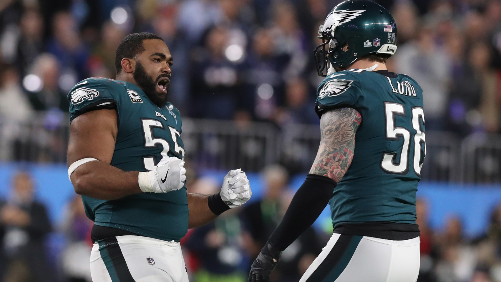 Eagles upset Patriots 41-33 to win Super Bowl