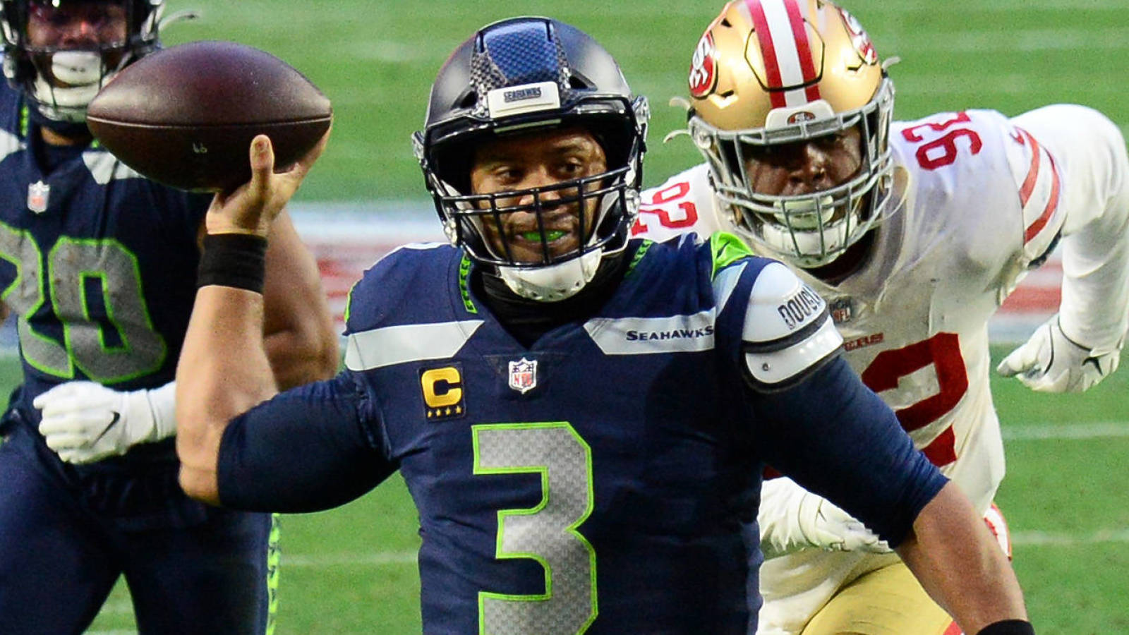 Seahawks' front-office power structure behind Russell Wilson's unhappiness?