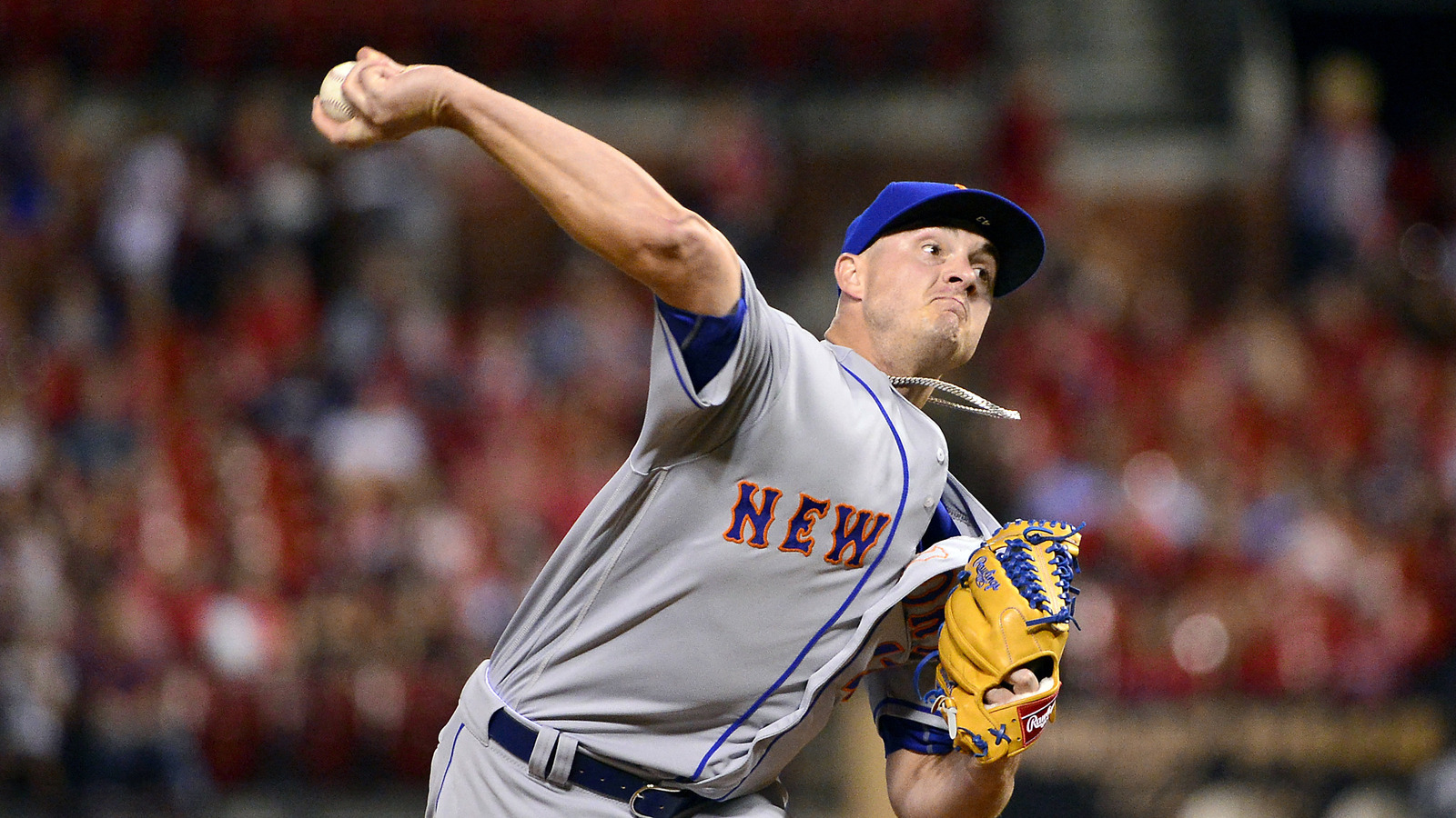 Report dodgers interested in mets rp addison reed for Knights landing fishing report