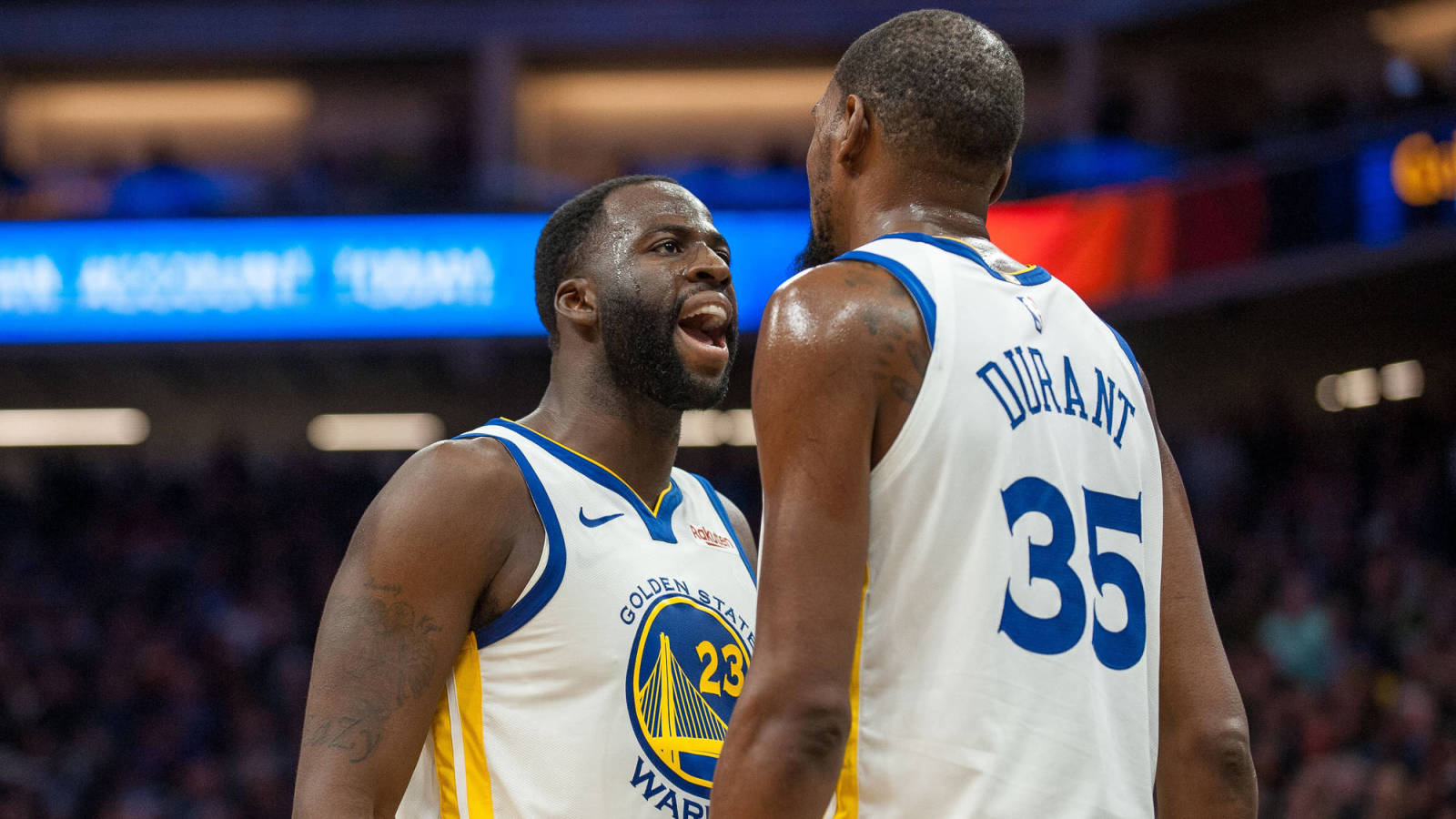 Draymond Green Throws Shade At Kevin Durant S Brother In Strange Ig Comment Yardbarker