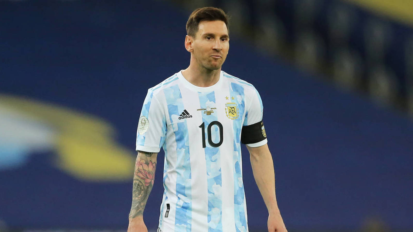 Lionel Messi will not officially sign for Barcelona again
