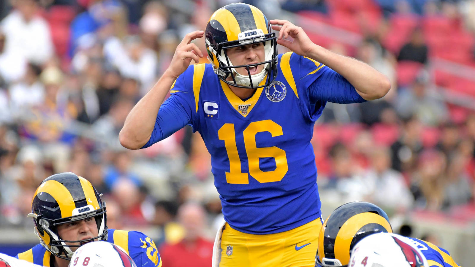 How the Rams can save Jared Goff from himself