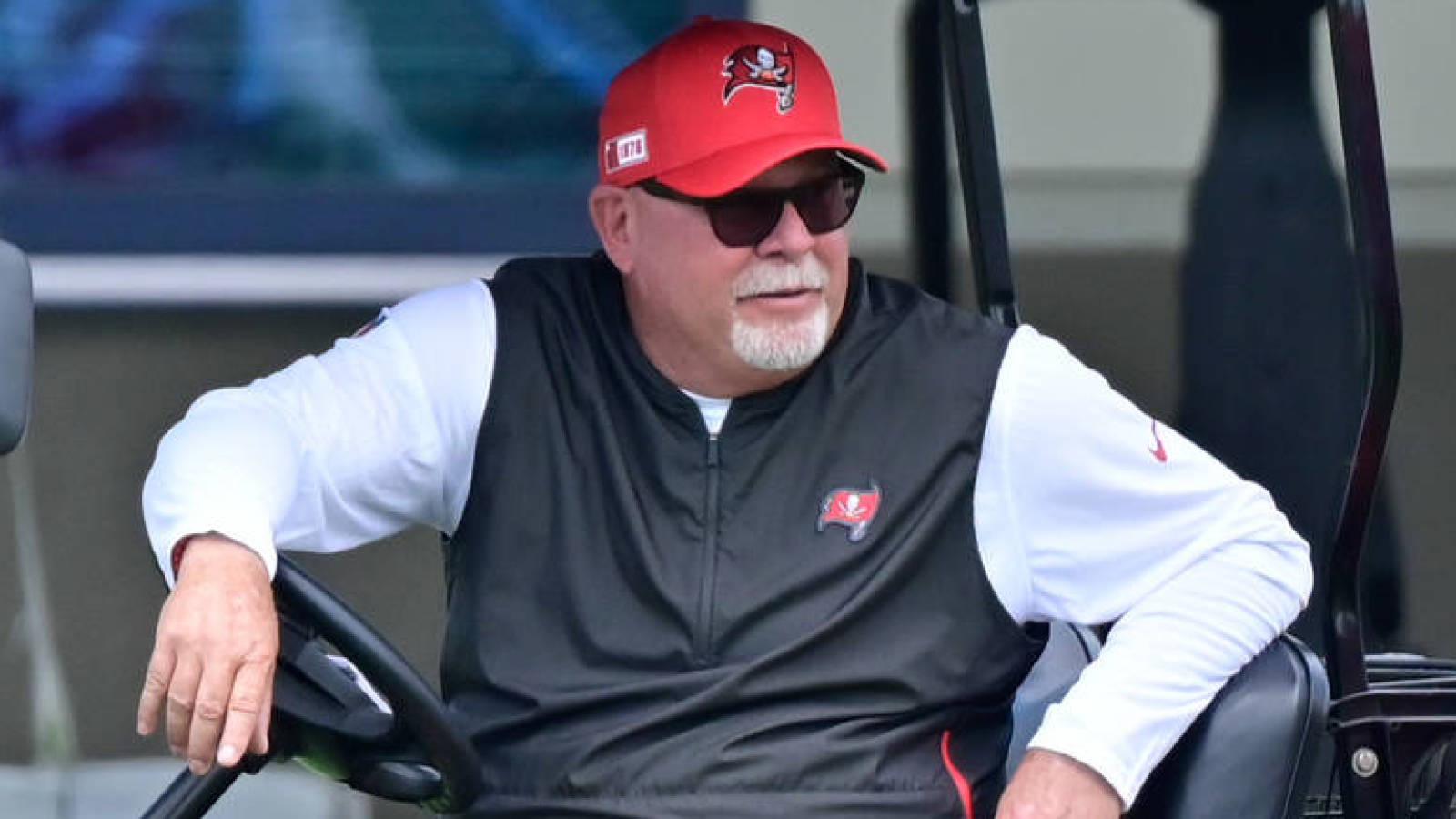 Buccaneers coach Bruce Arians: 'If you want to get back to normal, get vaccinated' against COVID-19
