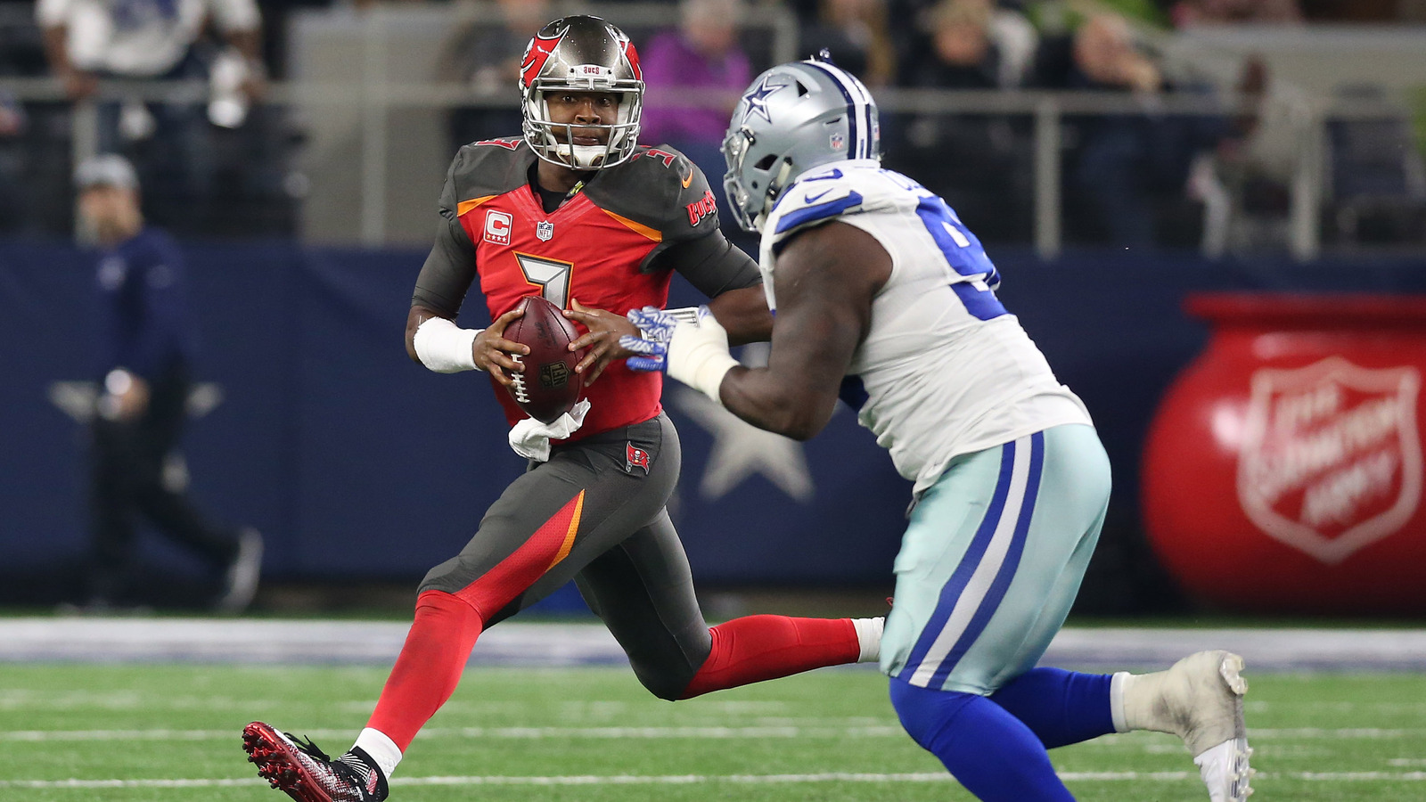 jameis winston dreamed of being a foot doctor before football winston was never known as the fleetest of foot had to mention that matthew emmons usa today sports