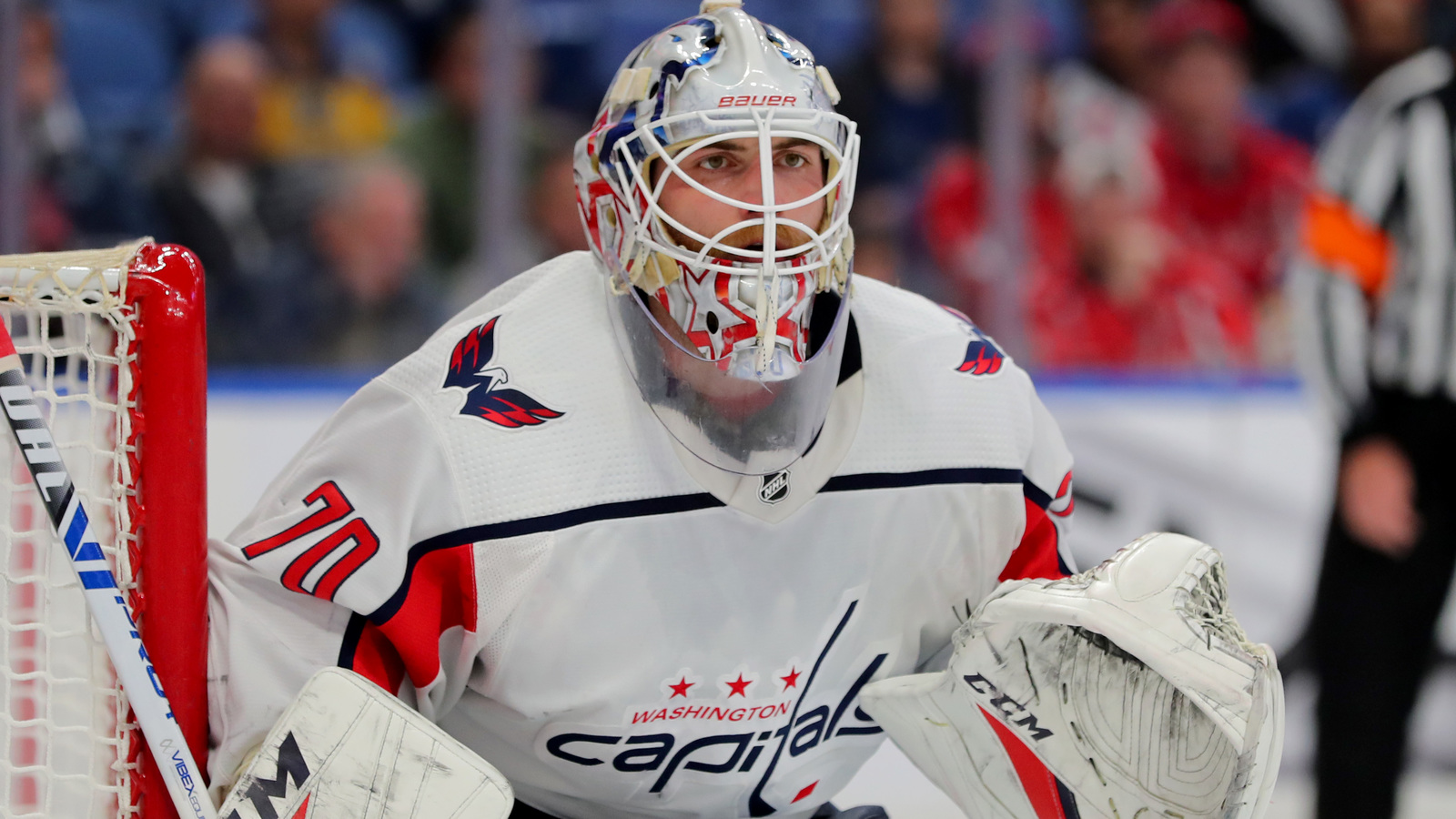 Report Braden Holtby Won T Re Sign With Capitals Yardbarker