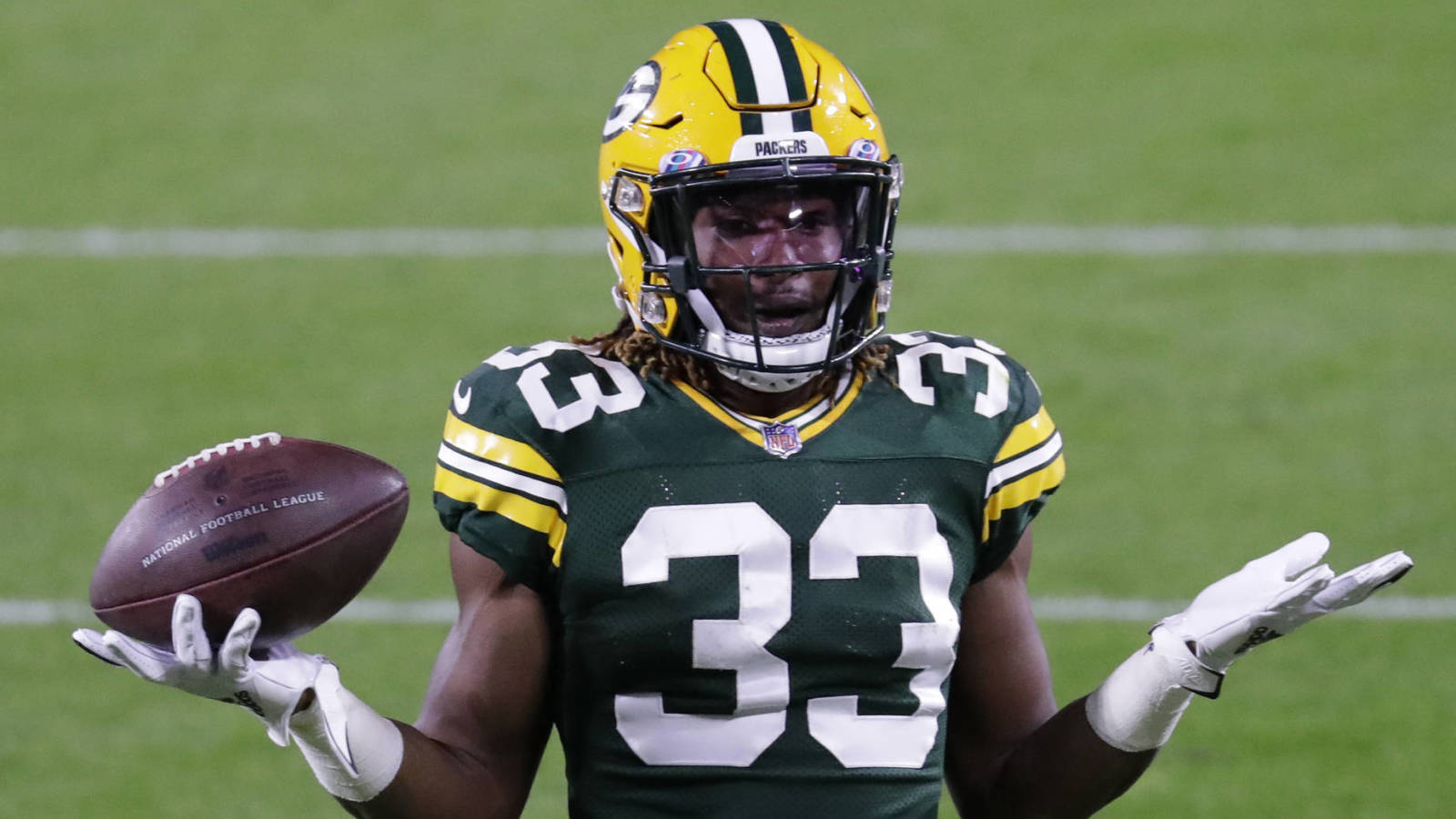 Packers Rb Aaron Jones Expected To Be Active For Tnf Yardbarker