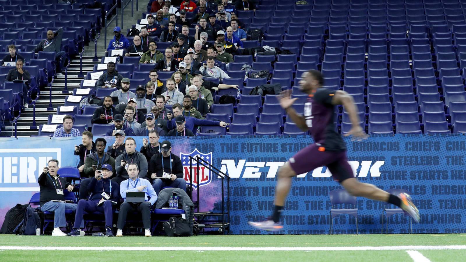 Prime-time combine? No thanks, NFL
