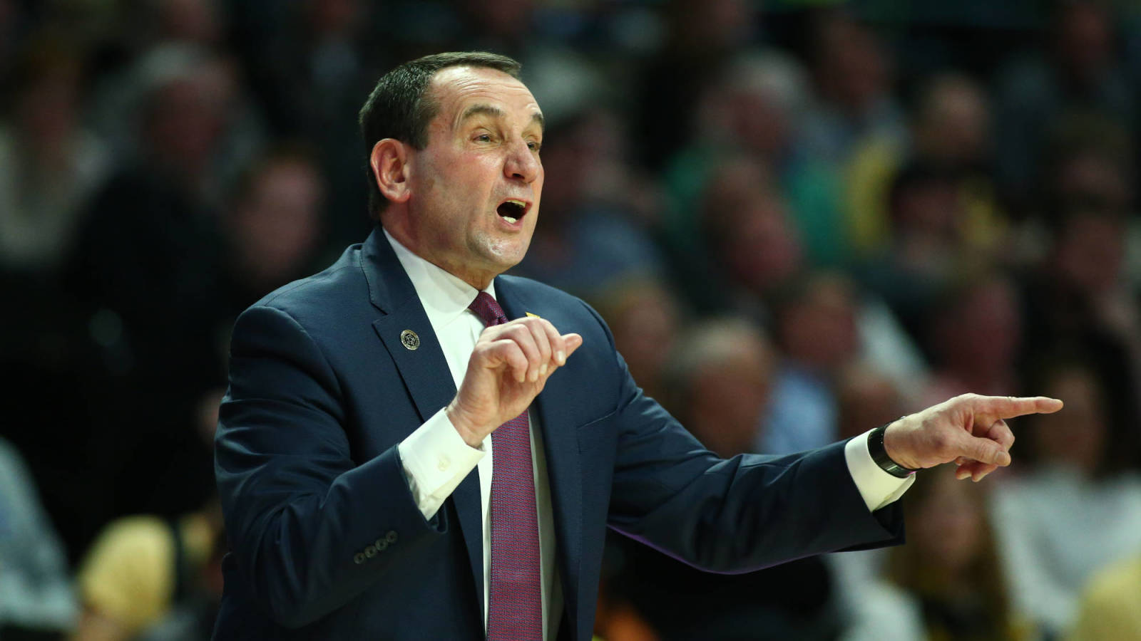 Mike Krzyzewski turned down opportunities to coach Lakers, Sixers and Celtics