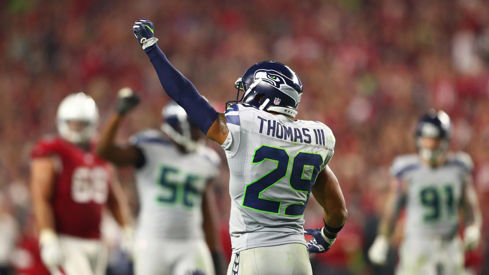 All Pro Seahawks safety Earl Thomas mits to playing in 2017
