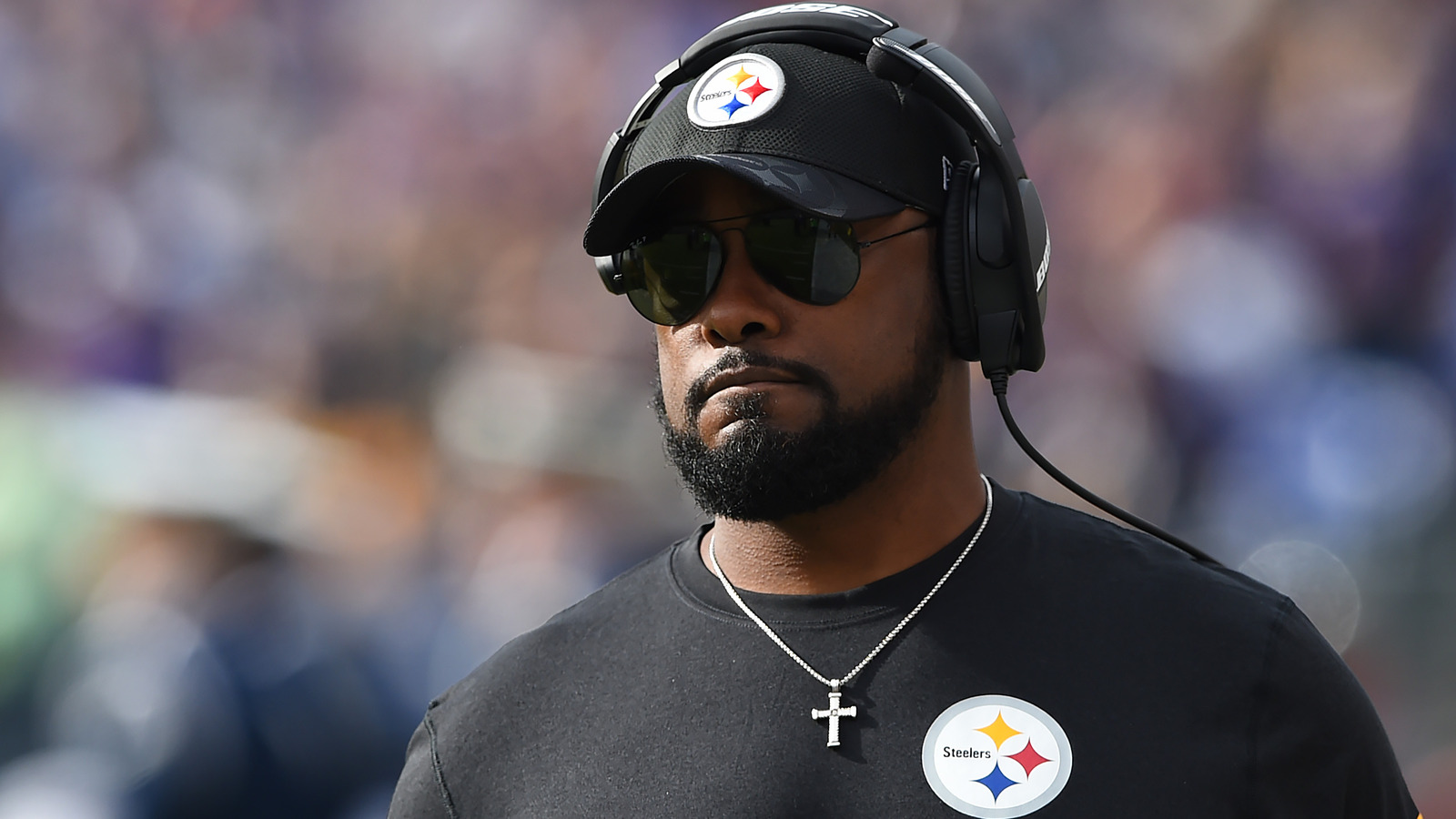 Image result for Right After The Game, Steelers Coach Mike Tomlin Did Something HORRIBLE To Army Ranger Who Stood For Anthem