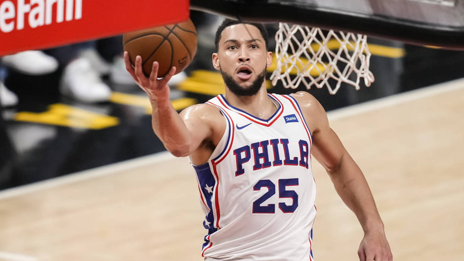Report: Ben Simmons has cut off communication with the 76ers