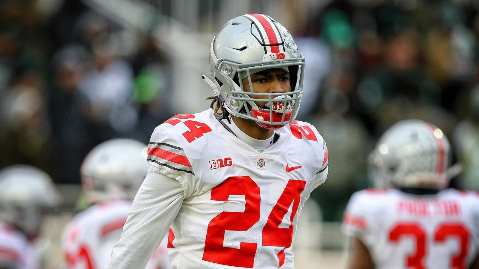 Ohio State CB Shaun Wade opts out