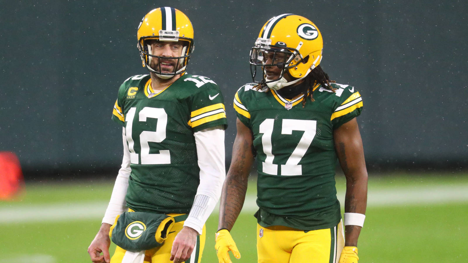 Adams: Packers players don't talk about Rodgers situation