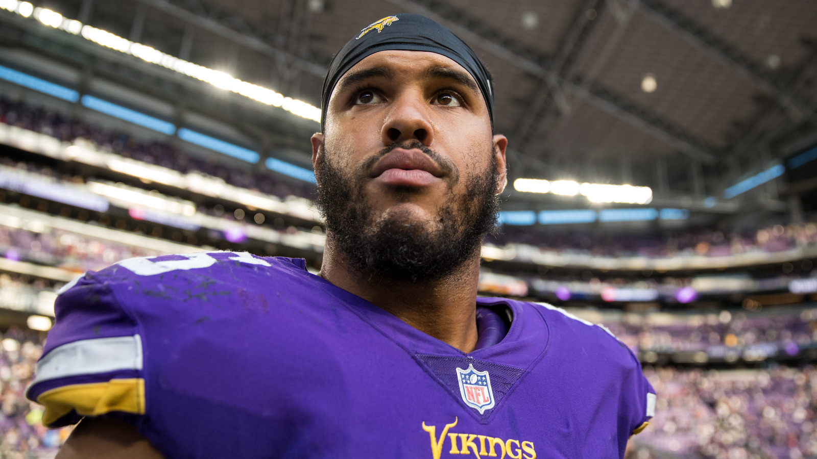 Vikings Anthony Barr s hate mail from Packers fan