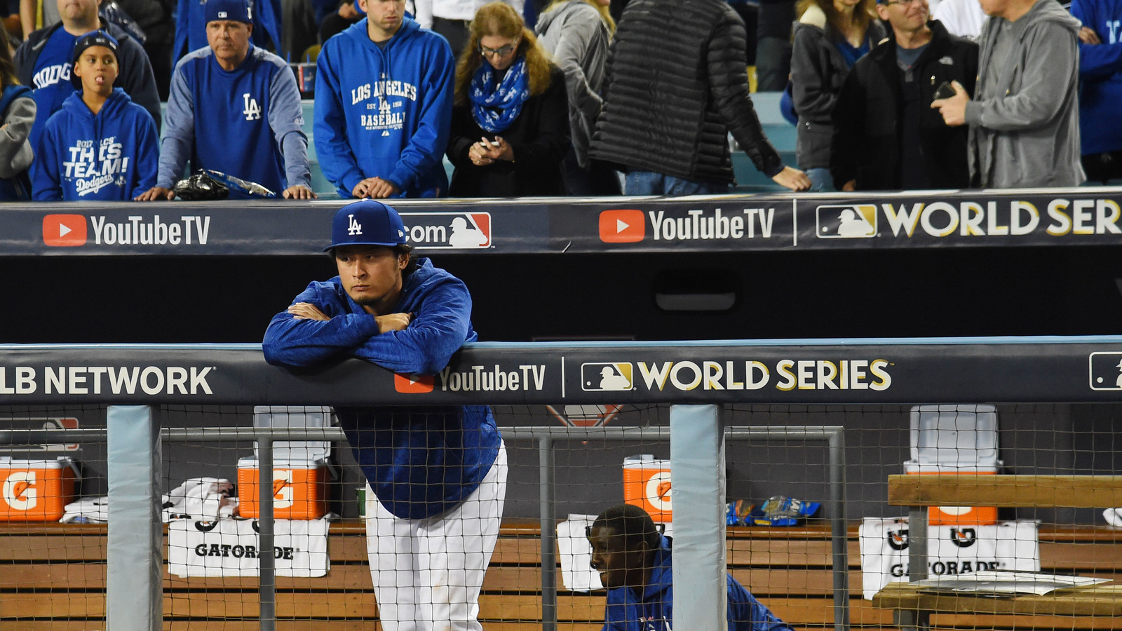 Report cubs may be frontrunners for yu darvish for Knights landing fishing report