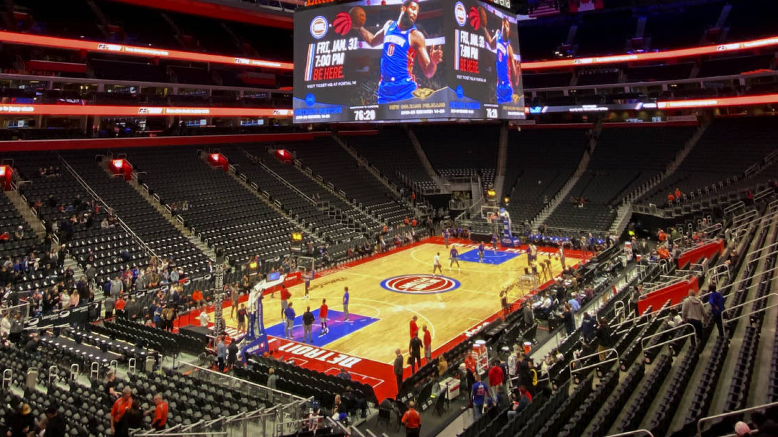Pistons Reportedly Add Harold Ellis Ryan West To Scouting Department Yardbarker