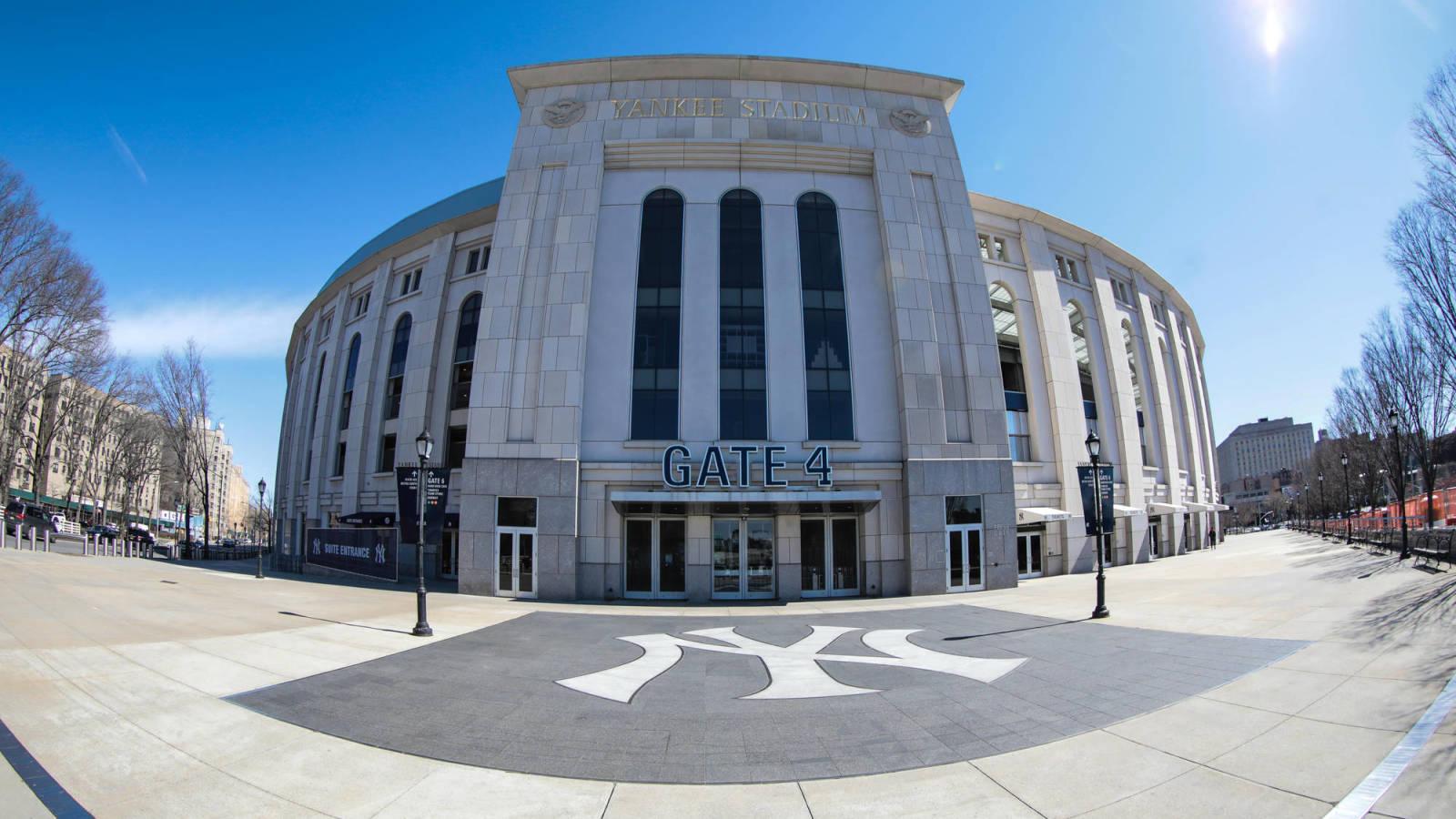 Yankee Stadium will convert to drive-in movie theater this summer