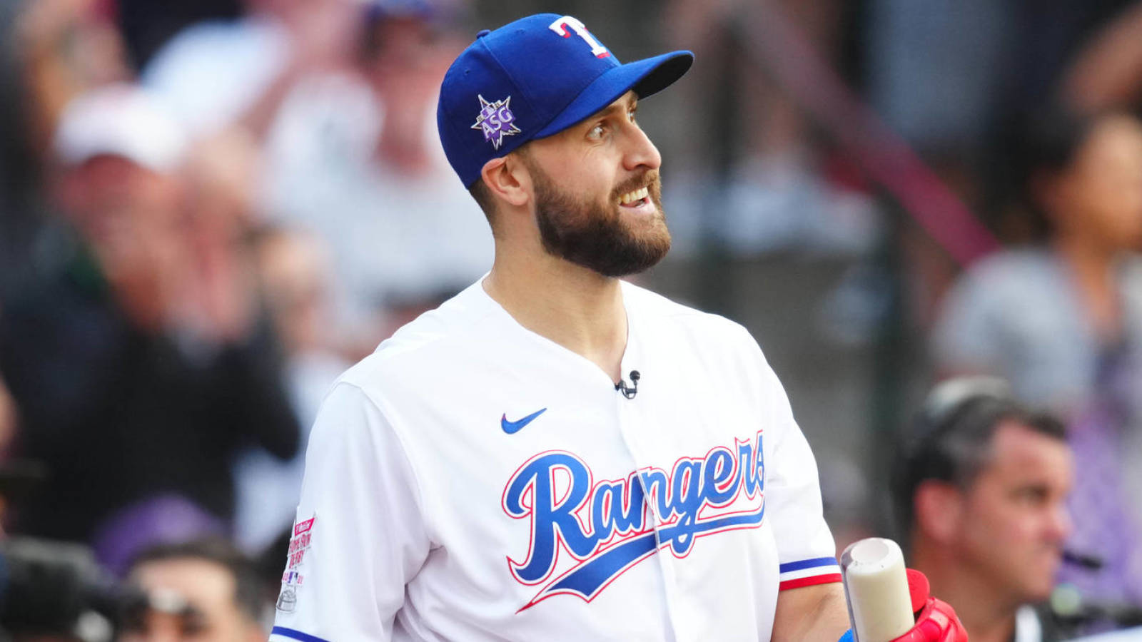 Joey Gallo, Rangers reportedly in outreach talks