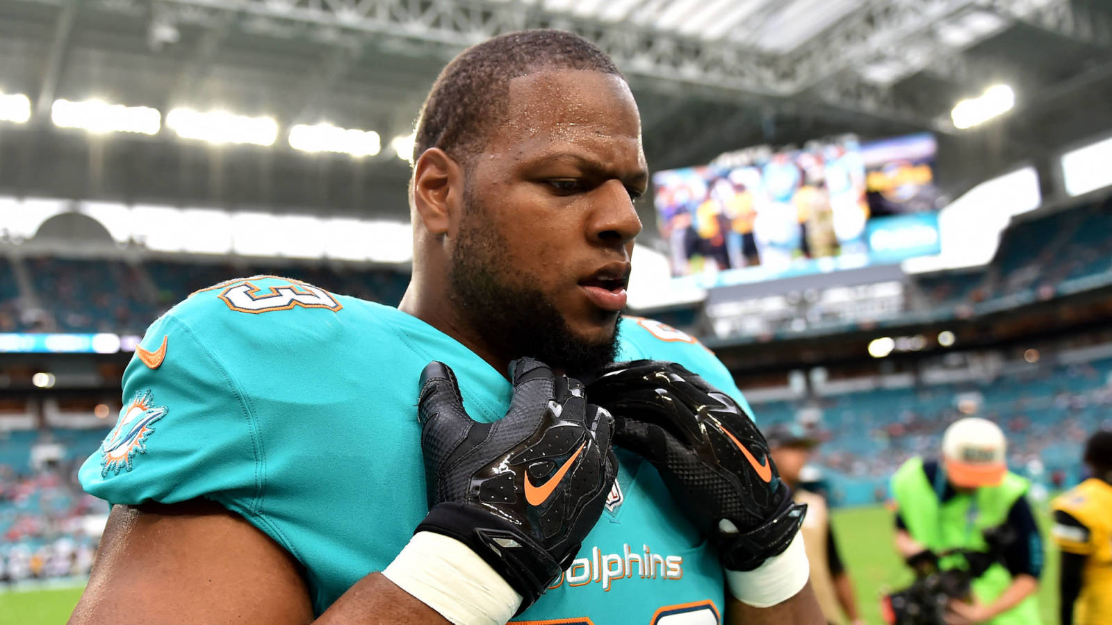Report ndamukong suh seahawks have mutual interest yardbarker voltagebd Images