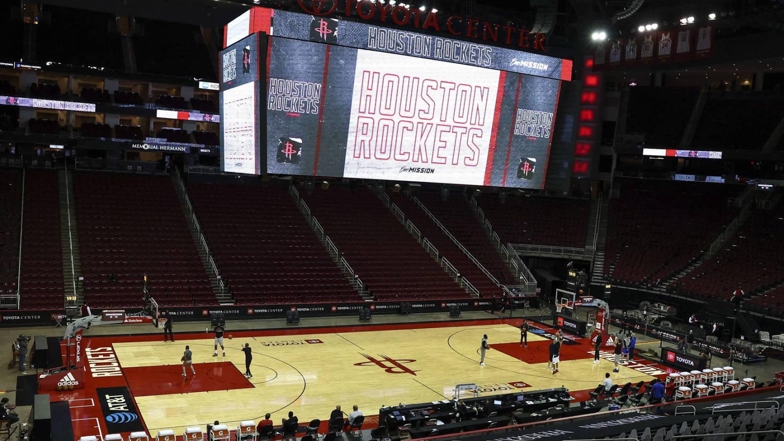 Rockets' aggressively chasing 'Pistons' No.  1 choice?