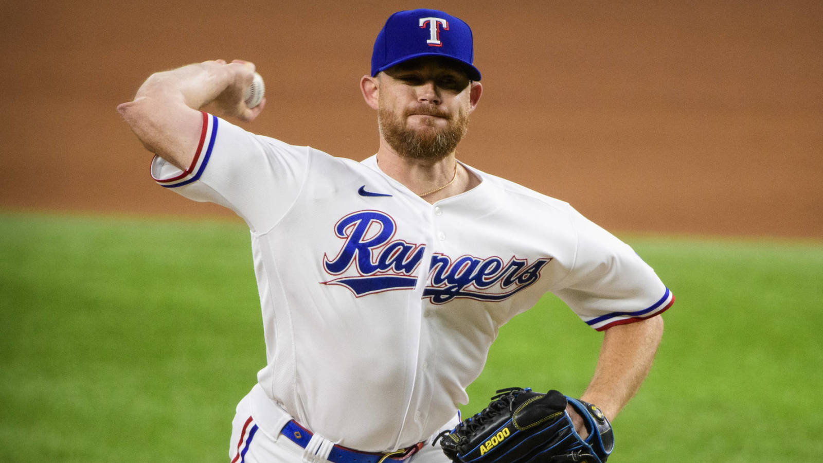 Rangers' Ian Kennedy heads to IL with hamstring strain