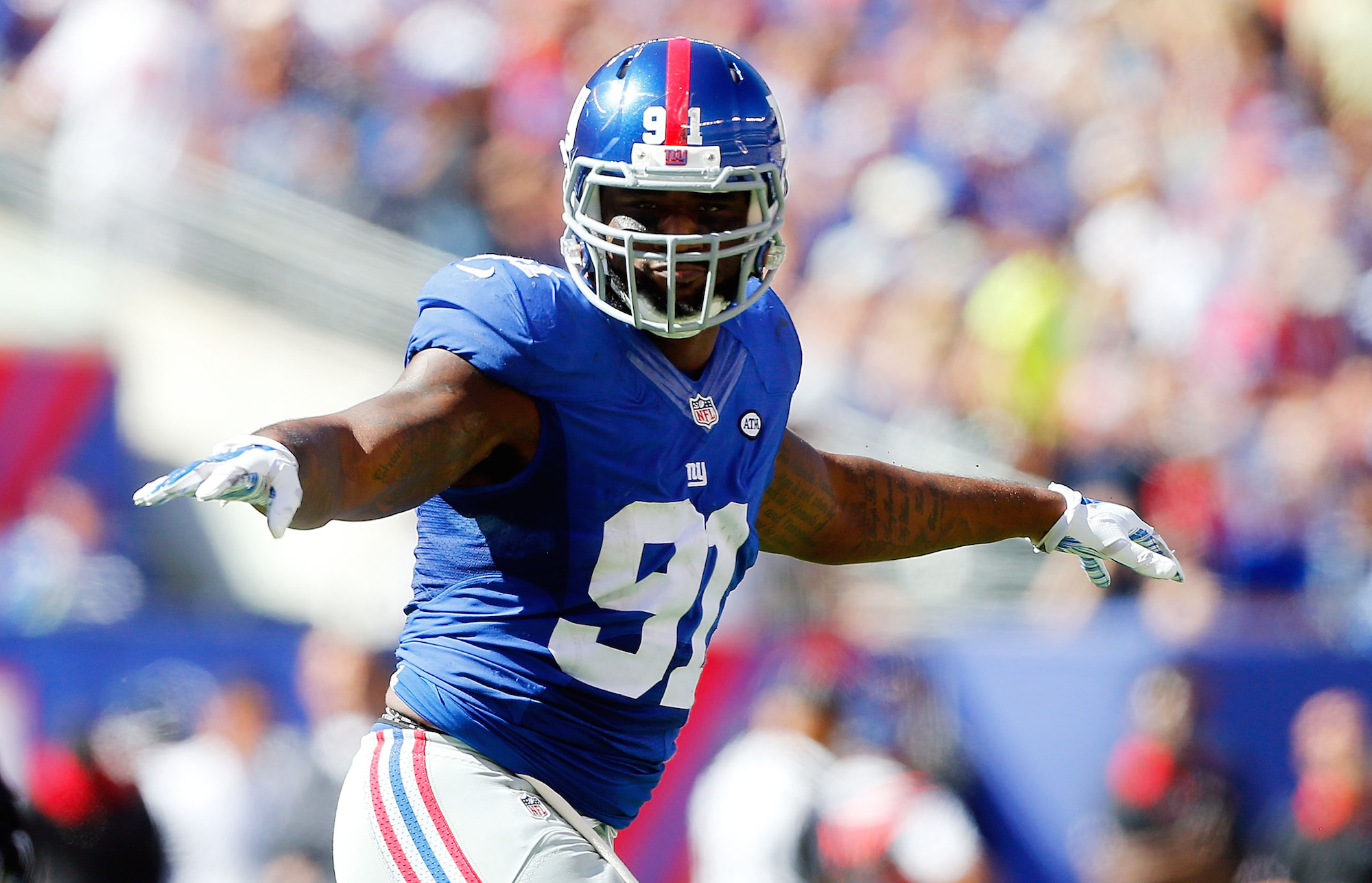 nfl New York Giants Robert Ayers LIMITED Jerseys